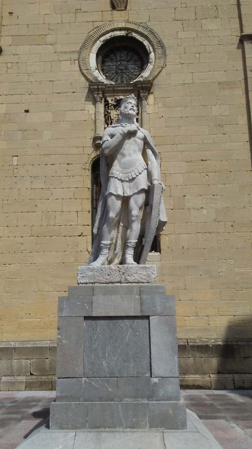 Alfonso II, King of Asturias