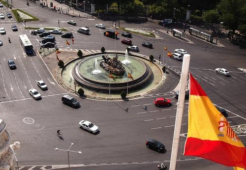 Spanish-Roundabout